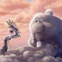 кадр з фільму мінлива хмарність