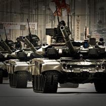 Путінські танки на вулицях Симферополя – реальність 2012 року?