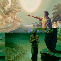 19 січня: омиваймося на честь Господнього Водохрещення