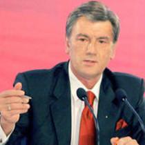 Ющенко говорить, що Нацбанк не повинен рятувати гривню