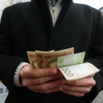гроші у руках