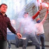 П'яні студенти підпалили гуртожиток у  Харкові. Консьєржка «зажала» вогнегасники
