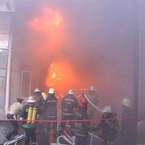 Справу щодо квітневої пожежі на «Барабашово» буде передано до суду в вересні
