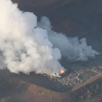 Лозовський сайт, що опублікував фото пожежі, заблоковано?
