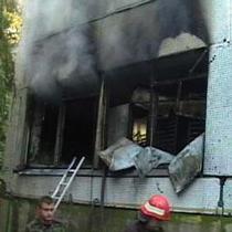 У дитячому садку згоріли макарони. Площа пожежі – 30 квадратних метрів