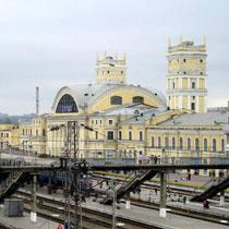 Невідомі замінували Управління південної залізниці у Харкові