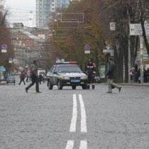 На вихідні у Харкові спіймали 100 п'яних водіїв