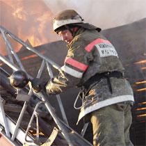 Загоряння на ринку Барабашово ліквідовано