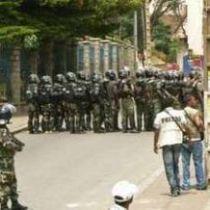 На Мадагаскарі забунтувала армія