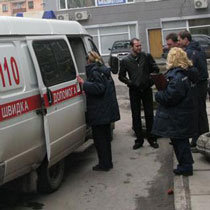 ЖАХ! Харківський інститут атакували рейдери (оновлено, ФОТО)