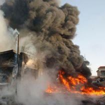 Терміново! Вибух в Дніпропетровську. 10 осіб загинули