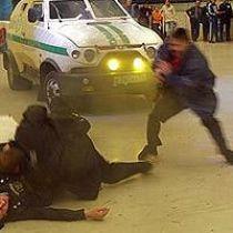 Під час нападу один з інкасаторів загинув.