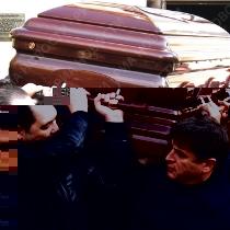 похорон япончика