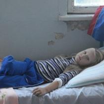 дитина в лікарні