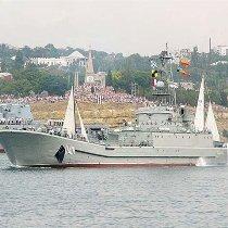 десантний корабель кіровоград