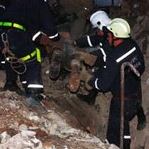 На Донеччині обвалилася стіна школи. Під завалами загинув робітник (ФОТО)