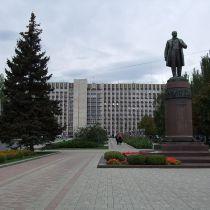 Донбас: чужі тут не дихають
