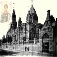 Архієрейська Свята Літургія в Свято-Дмитрівському храмі