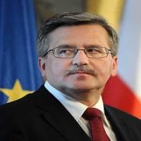 Президент Б. Коморовський зустрівся з православною громадою Польщі