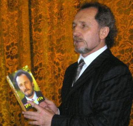 Письменник і політик Володимир  Шовкошитний побажав харків'янам якомога скоріше стати українськими націоналістами