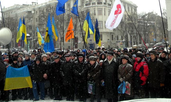 Харків відзначив чергову річницю