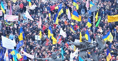 Перші підсумки урядування за президента В. Януковича