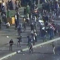 В Єгипті почалися сутички між прихильниками та опонентами Мубарака