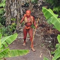 Опубліковані нові фото загадкового племені у джунглях Амазонії