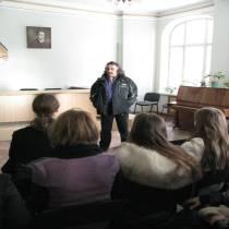Степан Сапеляк про історію, політику, літературу та правозахист