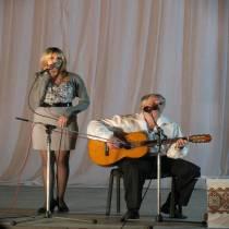 Ювілейний концерт Миколи Воловика зібрав до двох сотень вдячних слухачів в Українському культурному центрі «Юність»