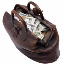 гроші в пакеті