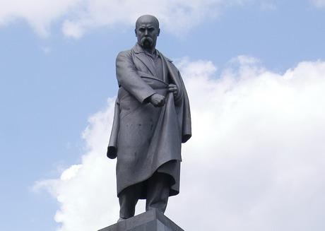Історико-культурний феномен пам'ятника Тарасу Шевченку