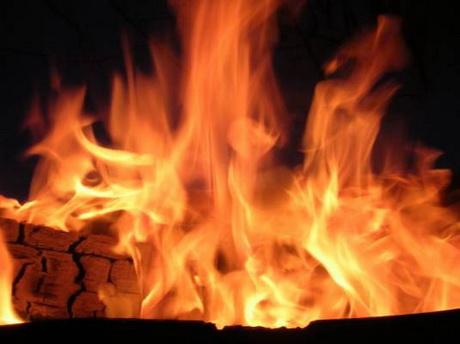 Обгоріла Біблія