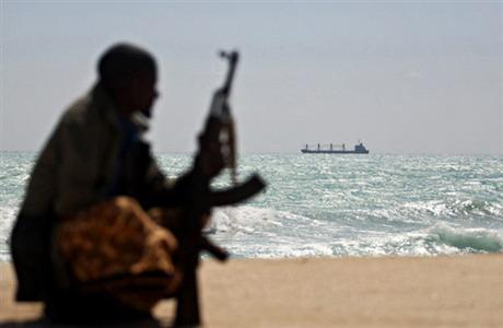 Сомалійські пірати захопили німецьке судно з українцями на борту