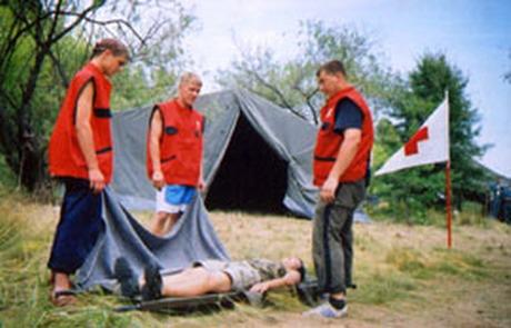 Міжнародна організація Червоного Хреста оголосила набір на навчання волонтерів