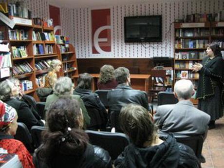 У Харківській книгарні «Є» відбувся творчий вечір пам'яті Юрія Шевельова