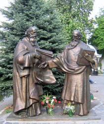 Слов'яни першими серед європейських народів здобули право говорити з Богом рідною мовою