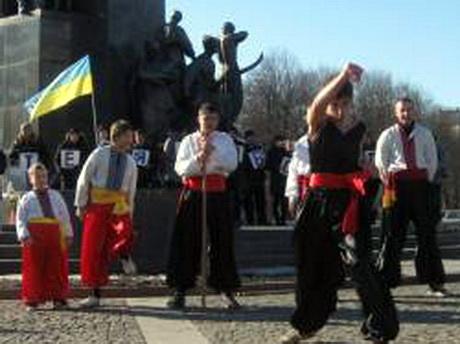 Харківська обласна громадська організація козацтва та офіцерів запасу «Наша Воля»