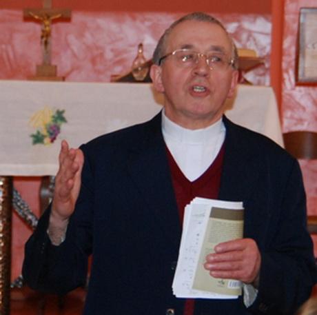 У Харкові відбулась презентація книги отця Юзефа Августина «Біль образи і радість прощення»
