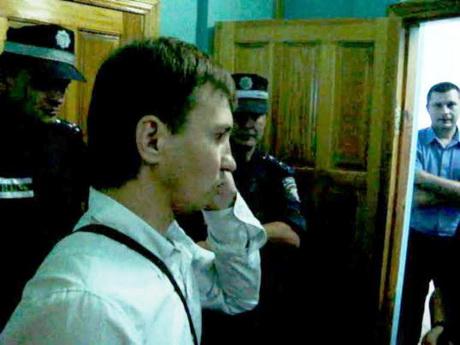 Працівники міліції скоїли напад на редакцію всеукраїнського двотижневика «Український простір»