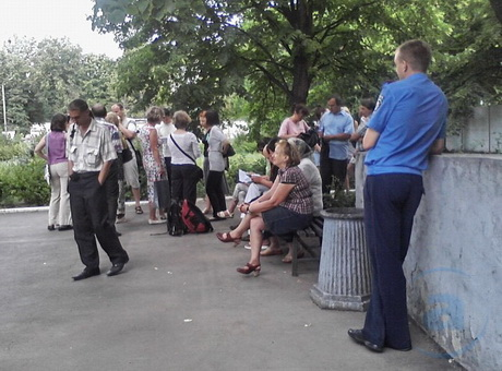 Захисники зелених зон міста отримали тяжкі тілесні ушкодження