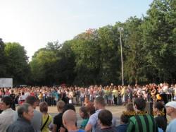 В рамках святкування Дня Незалежності України відбулись покази бойового гопака, капоейри, виступ гурту «ТамДеМи», майстер-класи з гончарства та багато-багато цікавого