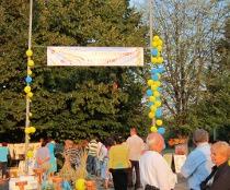 У Лозовій відбувся конкурс «Українська вишиванка – це стильно», присвячений Дню Незалежності України