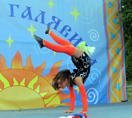 Кращі виступи фестивалю «Печенізьке поле» належать дітям (ФОТО)