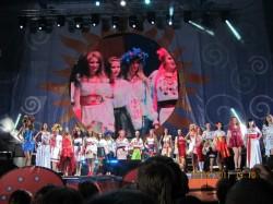 Біля Печенізького водосховища відбувся конкурс краси і талантів «Красуня фестивалю «Печенізьке поле»