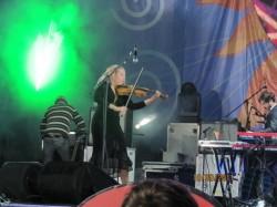 Гурти «Мандри» і «Лама» на «Печенізькому полі» зібрали близько 20 тисяч своїх шанувальників і слухачів