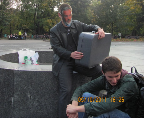 Харківська міліція, посилаючись на вказівки міської ради, заборонила проводити театралізоване дійство про міністра освіти України Дмитра Табачника
