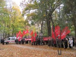 Харків відзначив 69-річницю створення УПА, День українського козацтва та зброї і православне свято Покрови Пресвятої Богородиці