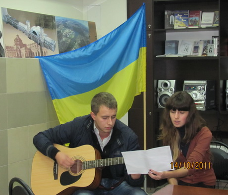 Харківський осередок «Молодої Просвіти» провів вечір пам'яті вояків УПА та українського козацтва