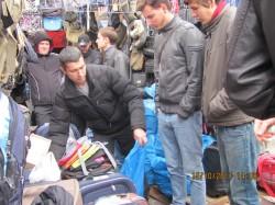 Невідомі особи за допомогою працівників міліції пограбували торговий кіоск № 604 що на Центральному ринку Харкова